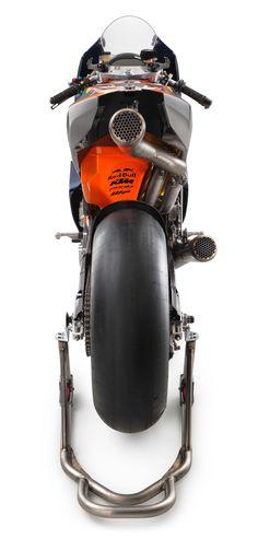KTM MotoGP motorcycle prototype