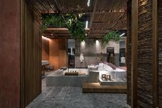 Το γραφείο Vana Pernari Architecture Studio, σε συνέχεια της διάκρισής του στα Hotel Design Awards 2016, παρουσίασε στο 100% Hotel Show 2017 ένα ιδιαίτερο πρότυπο δωματίου Outdoor Decor, Decor, Lighted Bathroom Mirror, Hotel, Home, Bathroom Lighting, Bathroom Mirror, Home Decor, Room