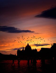 Atardecer en el Vaticano ♠  | Flickr - Photo Sharing!
