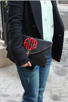 This bag has your name all over it.