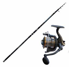 Kit Surfcasting Canna Runner Surf 420  Mulinello Fighter 6000 - EUR 125.00