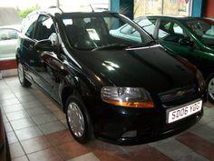16e car Chevrolet Kalos 1.4 16v '06