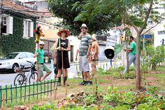 Que tal uma horta comunitária? O coletivo Horteloes Urbanos mostra 10 passos para fazer uma.
