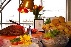 Carving Station, Catering, Photo Galleries, Beef, Food, Meat, Catering Business, Gastronomia, Essen