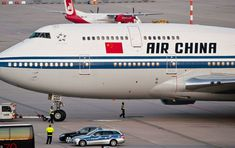 United Airlines, Beijing, John Rhodes, Durban South Africa, Air China, National Airlines, New Aircraft, Shark Fin, Cheap Flights