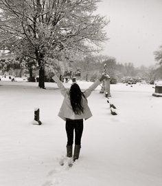 snow .... wonderful snow!