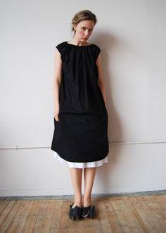 Layered dresses