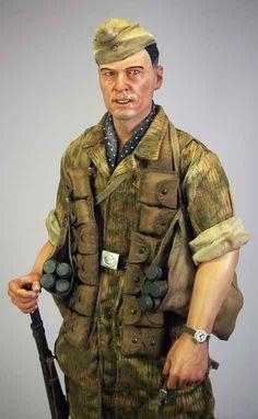 Vettius 1/6 War Dioramas