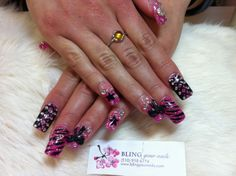 nail bling pictures | Bay Area Japanese Nail Lounge - Bling Your Nails