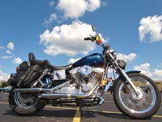 1998 Harley-Davidson Dyna DYNA SUPER GLIDE FXD #harleydavidsondynasuperglide