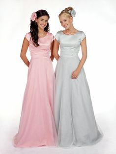 mormon prom dresses | Modest Prom Dresses
