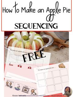 Sequencing is a crucial language skill that many students struggle with. Practice with books, every day events, and more. Here is an activity sequence from life skills that goes with a popular book. Sequencing Pictures, Sequencing Activities, Speech Therapy Activities, Language Activities, Speech Language Therapy, Speech And Language, Communication Development, Language Development, The Tiny Seed