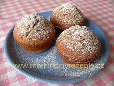 + Perníkové muffiny