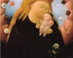 Fernando Botero | Notre Dame de New York, 1966 |