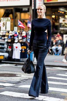 Street Fashion New York N323