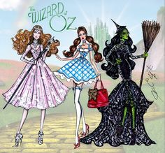 The Wizard of Oz 75th Anniversary collection by Hayden Williams