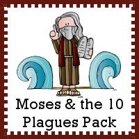 Free Moses & Ten Plagues Pack – over 75 pages of activities that are great for Passover or any time you tell the story. Preschool Bible, Preschool Age, Bible Activities, Free Preschool, Preschool Ideas, Sunday School Activities, Sunday School Lessons, Sunday School Crafts, School Fun