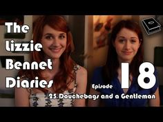 Gentleman will become just as rare as the mixtape and tandem bicycles if we are not careful! I LOVE The Lizzie Bennet Diaries!
