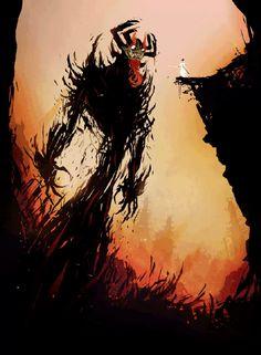Samurai Jack Returns : woahdude