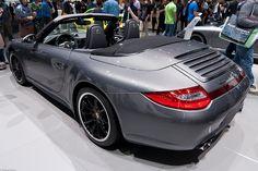 Porsche 911 Carrera 4 GTS Convertible