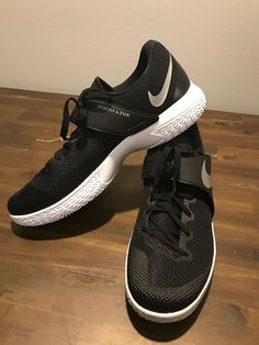 e4885b1e03aed7 Mens Nike Zoom Live TB Promo 902590-001 Black Metallic Silver Size 16.5 NEW   fashion  clothing  shoes  accessories  mensshoes  athleticshoes (ebay link)