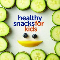 16 Healthy Snack Ideas for Kids!