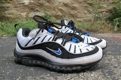 "Nike Air Max 98 ""Hyper Cobalt"" - EU Kicks: Sneaker Magazine"