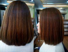 Strähnen blonde hellbraun bambtavanchai: und Haare braun