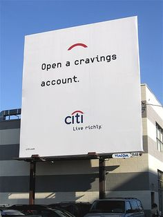 banking branding I always love Citi identity Banks Ads, Copy Ads, Bank Branding, Ads Creative, Guerrilla, Marketing, Copywriting, Print Ads, Identity