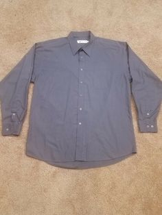 The Cheapest Price Men's Size L Grey Bugatchi Polo Distinctive For Its Traditional Properties Shirts
