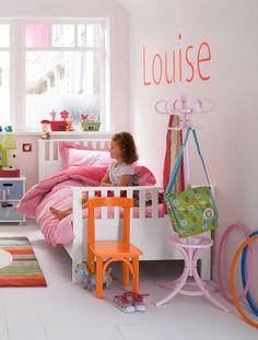 nice room for little girls