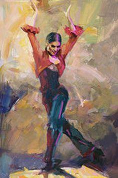 Le FLAMENCO vu par : Maryam MUGHAL /Flamenco 43