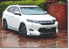 2017 New Toyota Harrier Hybrid Review, Release Date