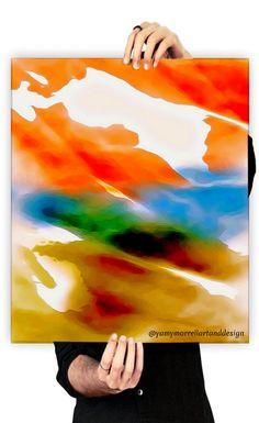 $40  Buy Precious 3 Art Print by yamymorrellartanddesign. Worldwide shipping available at Saatchiart.com  *  #abstract #art #colorfulart #digitalart #creativedesign #arte #homedecor #decoration #abstracto #watercolor #diseñocreativo #acuarela #mockup 3 Arts, Canvas Paper, New Media, Fine Art Paper, Mockup, Giclee Print, Saatchi Art, Digital Prints, Abstract Art