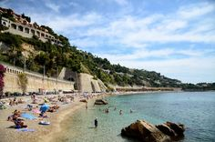 빌프랑슈 쉬르메르의 해변 Villefranche Sur Mer, Dolores Park, Travel, Viajes, Trips, Tourism, Traveling