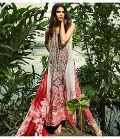 So Kamal Designer Lawn by Ayesha Farook Hashwani 2015 AHF-D-13-B