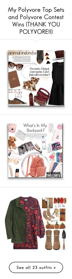 """""""My Polyvore Top Sets and Polyvore Contest Wins (THANK YOU POLYVORE!!)"""" by sherieme ❤ liked on Polyvore featuring ilovepolyvore, topsets, thankyoupolyvore, polyvoretopsets, polyvorecontestwins, McQ by Alexander McQueen, Fresh, Salvatore Ferragamo, Alexander McQueen and Dolce&Gabbana"""