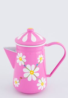Hand painted teapot - 0603