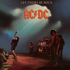 AC/DC, Let There Be Rock (1980): I don't know if this was released as an official album back in '80 (nor do I really care). I do know that it was released as a movie back then, and I'll accept it as an album in that sense. It's an official release. And it is one hell of a live offering, scoring a 4.07 on song selection and featuring some blistering performances by the band. Let there be rock indeed. 6/18/16