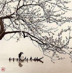 Lang Jingshan 郎静山