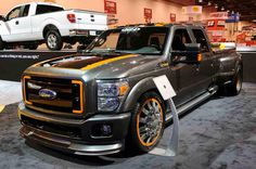 Big boy truck