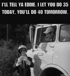 I let ya do 40 then you'll do 45 Barney Fife, The Andy Griffith Show, Good Old Times, Chor, Fitness Gifts, Old Tv, Classic Tv, Funny People, Movie Tv