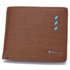 Wallet Purses Men's Wallets Carteira Masculine Billeteras Porte Monnaie Monedero Famous Brand Men Wallets new arrive 724
