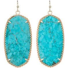 Kendra Scott Deily Drop Earrings