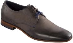 Bugatti bőr férfi félcipő