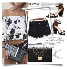 """#Romwe 8"" by amrafashion ❤ liked on Polyvore"