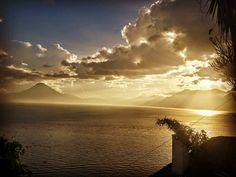 """22 Likes, 2 Comments - Sunsets in Guatemala (@sunsetsinguatemala) on Instagram: """"Sunsets have finally returned to Lake Atitlan  Guatemala.  #seeyouinguatemala…"""""""