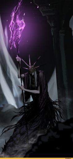 Dark Souls 3,Dark Souls,фэндомы,DS art,Devourer of Gods Aldrich,DSIII персонажи