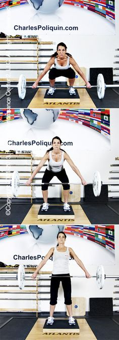 German Body Comp for the Ladies Pt 3 | Poliquin Group