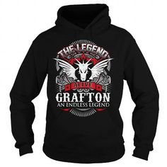 I Love  GRAFTON Shirts & Tees